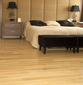 Natural Timber Flooring